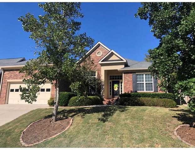 1642 Jamestown Avenue, Evans, GA 30809 (MLS #460632) :: Tonda Booker Real Estate Sales