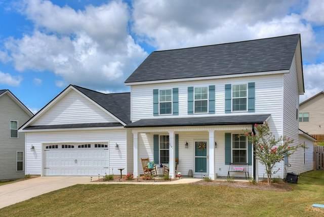 2151 Grove Landing Way, Grovetown, GA 30813 (MLS #460649) :: Better Homes and Gardens Real Estate Executive Partners