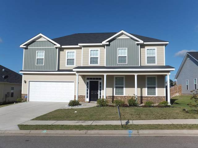 752 Whitney Pass, Evans, GA 30809 (MLS #460664) :: Tonda Booker Real Estate Sales