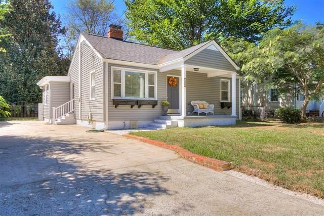 836 Ann Street, Augusta, GA 30904 (MLS #460667) :: For Sale By Joe | Meybohm Real Estate