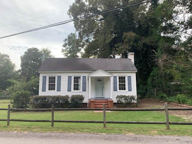 102 Quimby Street, Graniteville, SC 29829 (MLS #460714) :: Tonda Booker Real Estate Sales