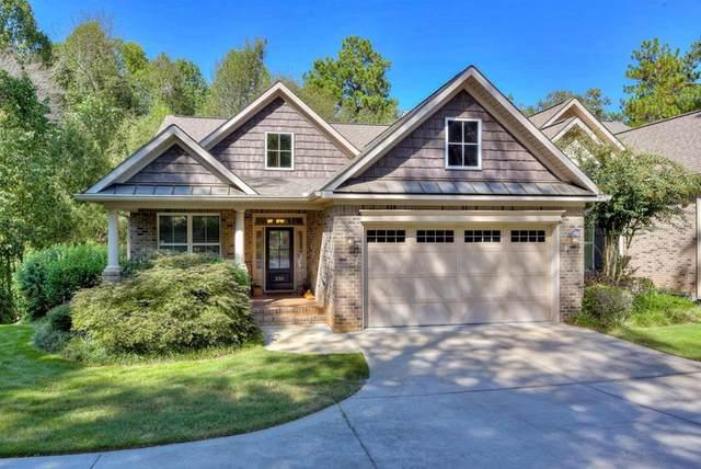 230 Bellewood Drive, Aiken, SC 29803 (MLS #460722) :: RE/MAX River Realty