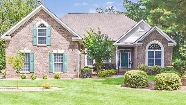 2851 Club Drive, Aiken, SC 29803 (MLS #460729) :: Tonda Booker Real Estate Sales