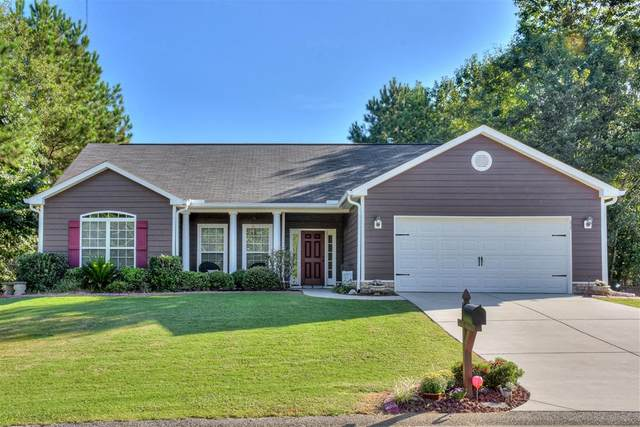 372 Fox Chase Circle, North Augusta, SC 29860 (MLS #460732) :: Melton Realty Partners