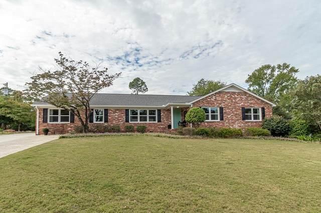 2714 Rosewood Drive, Augusta, GA 30909 (MLS #460744) :: Southeastern Residential