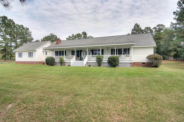 2075 Gray Mare Hollow Road, Aiken, SC 29803 (MLS #460749) :: Better Homes and Gardens Real Estate Executive Partners