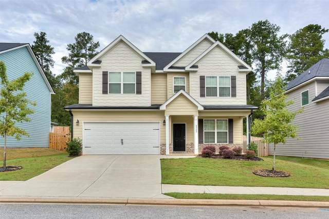 2322 Malone Way, Evans, GA 30809 (MLS #460751) :: Shannon Rollings Real Estate