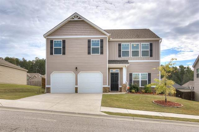 306 Clover Park Lane, Grovetown, GA 30813 (MLS #460752) :: The Starnes Group LLC