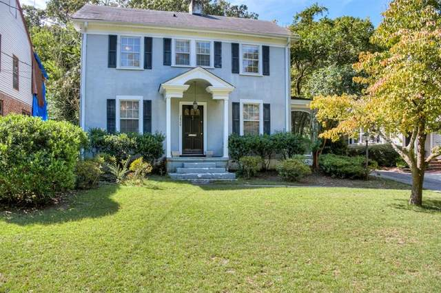 2828 Lombardy Court, Augusta, GA 30909 (MLS #460755) :: RE/MAX River Realty