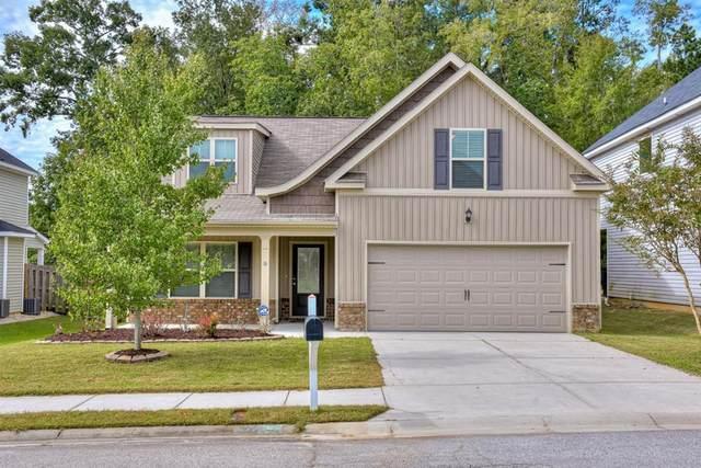 2453 Newbury Avenue, Grovetown, GA 30813 (MLS #460759) :: Tonda Booker Real Estate Sales