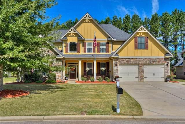 124 Seaton Avenue, Grovetown, GA 30813 (MLS #460772) :: Tonda Booker Real Estate Sales