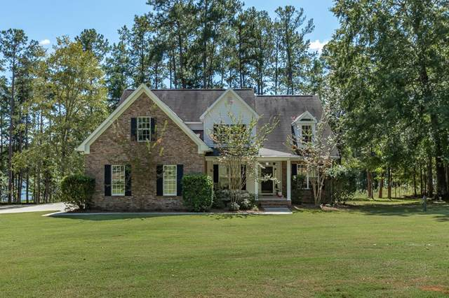 625 Oak Ridge Lane, Appling, GA 30802 (MLS #460777) :: Rose Evans Real Estate