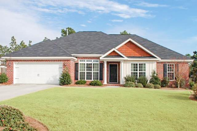 3104 Camden Way, Graniteville, SC 29829 (MLS #460788) :: Shannon Rollings Real Estate