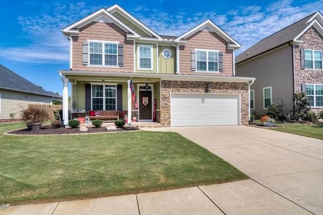 520 Bunchgrass Street, Evans, GA 30809 (MLS #460792) :: The Starnes Group LLC
