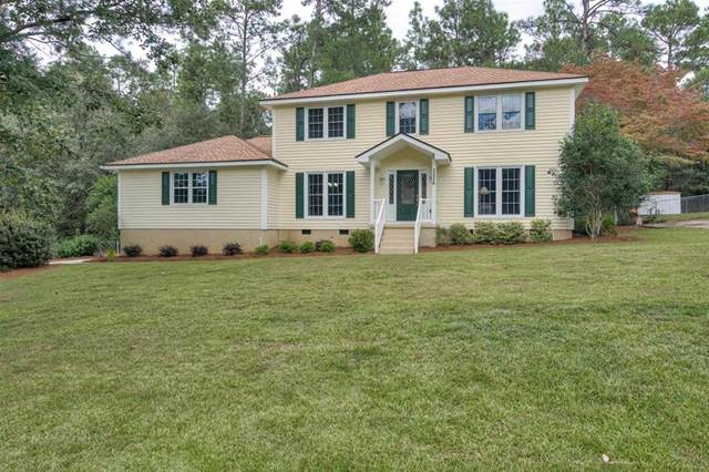 2026 Alpine Drive, Aiken, SC 29803 (MLS #460794) :: Young & Partners