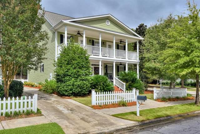 925 Mitchell Lane, Evans, GA 30809 (MLS #460814) :: Shannon Rollings Real Estate