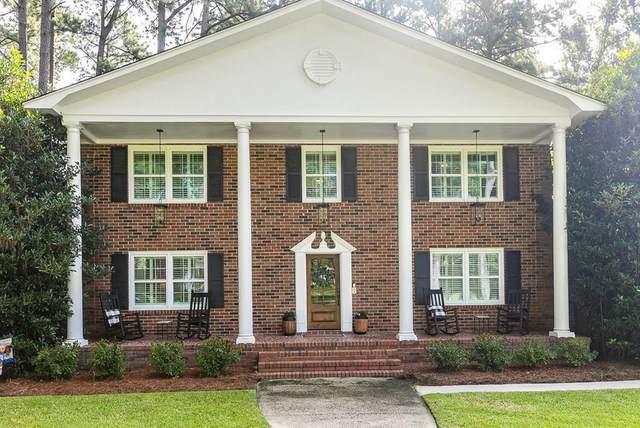 734 Ravenel Road, Augusta, GA 30909 (MLS #460819) :: The Starnes Group LLC