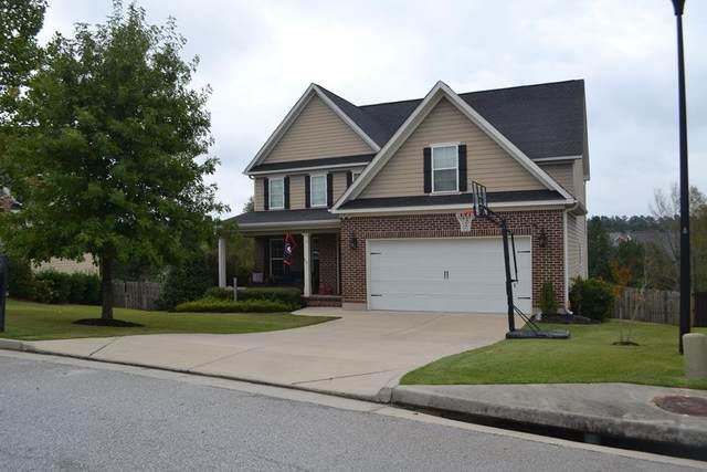 805 Bridgewater Lane, Evans, GA 30809 (MLS #460842) :: Young & Partners