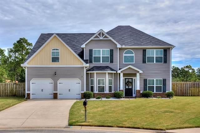 5122 Devon Lane, Augusta, GA 30909 (MLS #460844) :: Young & Partners