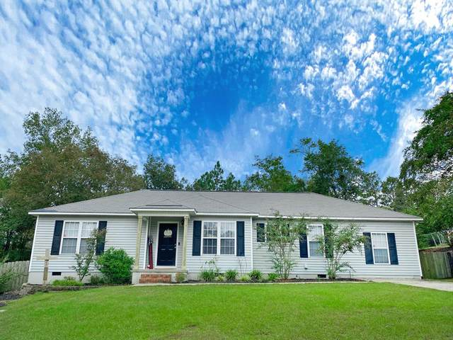 1178 Willow Springs Drive, North Augusta, SC 29841 (MLS #460846) :: Shannon Rollings Real Estate