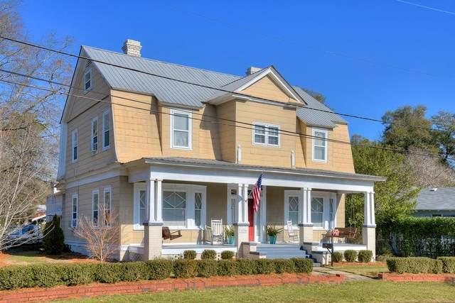 1835 Woodrow Street, Augusta, GA 30904 (MLS #460849) :: Melton Realty Partners