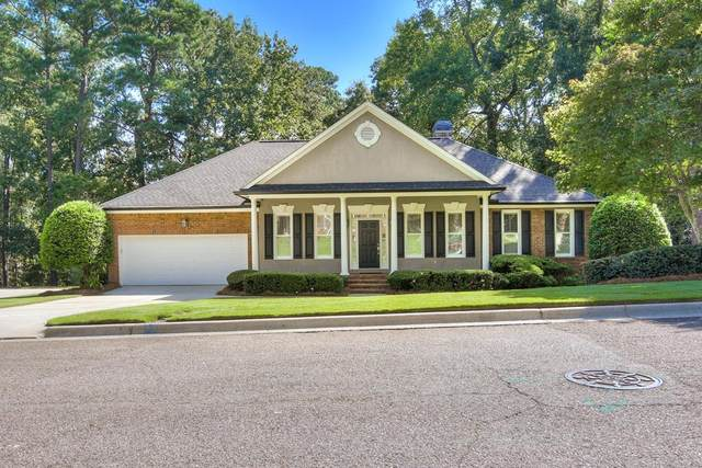 3692 El Cordero Ranch Springs Road, Martinez, GA 30907 (MLS #460853) :: Southeastern Residential