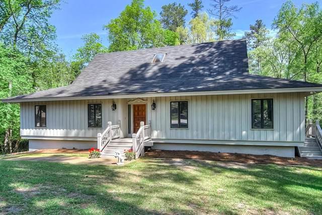 431 Waverly Drive, Augusta, GA 30909 (MLS #460901) :: The Starnes Group LLC
