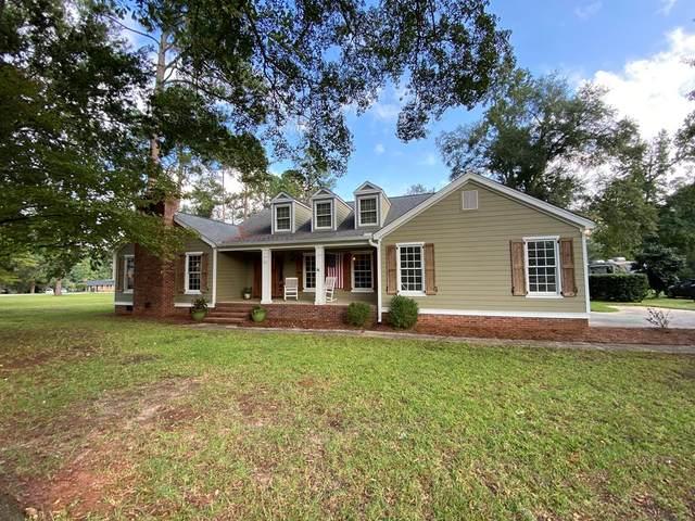 125 Lake Bluff Drive, Waynesboro, GA 30830 (MLS #460925) :: For Sale By Joe | Meybohm Real Estate