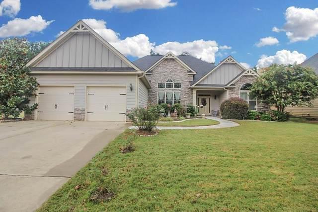 134 Seaton Avenue, Grovetown, GA 30813 (MLS #460933) :: Tonda Booker Real Estate Sales