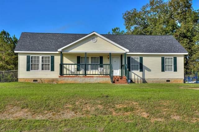 1081 Hancock Mill Lane, Hephzibah, GA 30815 (MLS #460935) :: Shannon Rollings Real Estate
