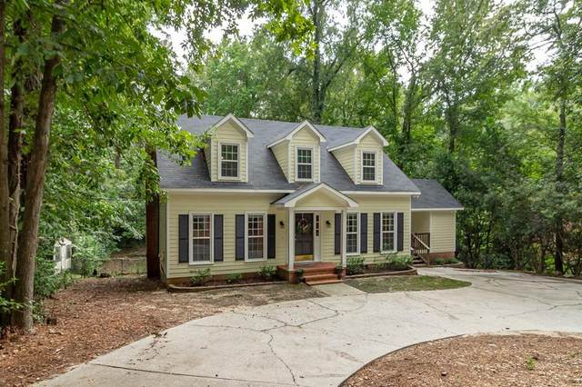 3208 Wheeler Road, Augusta, GA 30909 (MLS #460944) :: Young & Partners