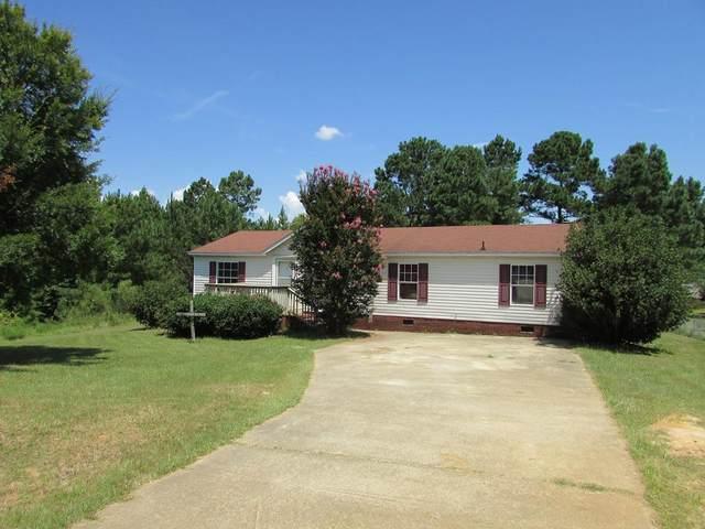 1061 Hancock Mill Lane, Hephzibah, GA 30815 (MLS #461000) :: REMAX Reinvented | Natalie Poteete Team