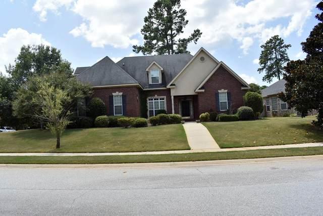 1066 Blackfoot Drive, Evans, GA 30809 (MLS #461041) :: Shannon Rollings Real Estate