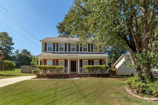 114 Moss Creek Drive, Martinez, GA 30907 (MLS #461053) :: For Sale By Joe | Meybohm Real Estate