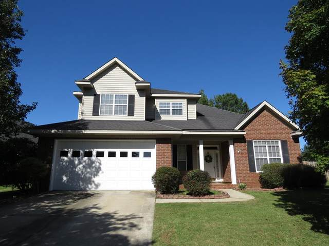 210 Stonington Drive, Martinez, GA 30907 (MLS #461068) :: Melton Realty Partners