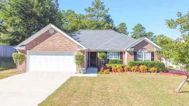 206 Mill Branch Way, North Augusta, SC 29860 (MLS #461093) :: RE/MAX River Realty
