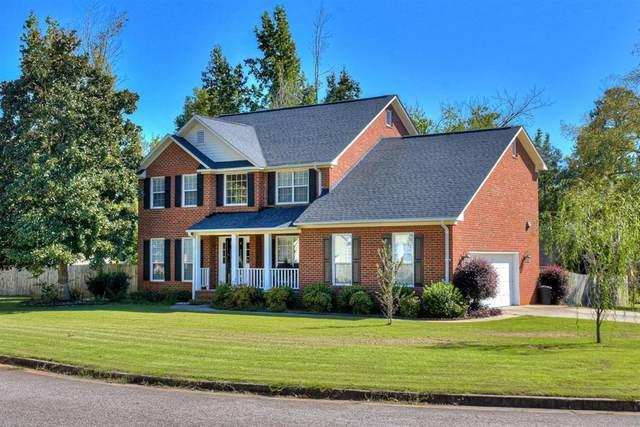 4130 Saddle Horn Drive, Evans, GA 30809 (MLS #461110) :: For Sale By Joe   Meybohm Real Estate