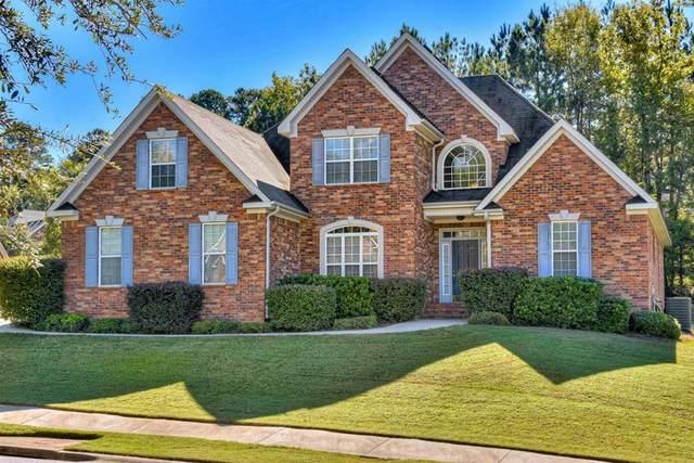 241 Dorset Drive, Evans, GA 30809 (MLS #461125) :: Shannon Rollings Real Estate