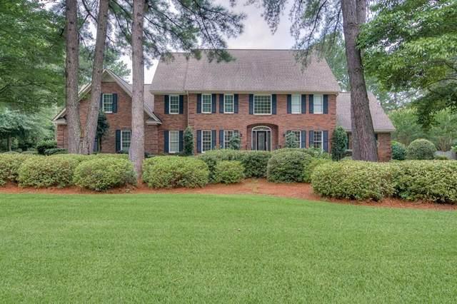356 Magnolia Lake Court, Aiken, SC 29803 (MLS #461133) :: Shannon Rollings Real Estate