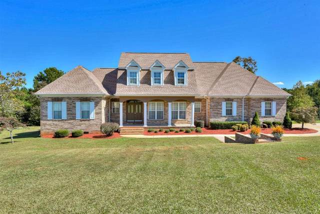 1460 Leathersville Road, Lincolnton, GA 30817 (MLS #461152) :: Shannon Rollings Real Estate
