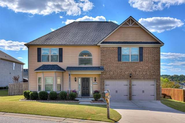 937 Rollo Domino Circle, Evans, GA 30809 (MLS #461168) :: Shannon Rollings Real Estate
