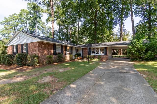 604 Cambridge Road, Augusta, GA 30909 (MLS #461173) :: Shannon Rollings Real Estate