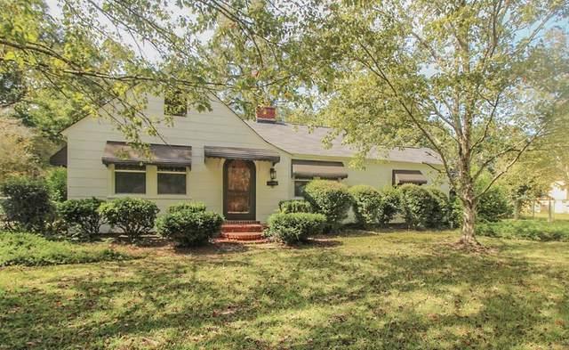 260 N Hatcher Street, Harlem, GA 30814 (MLS #461181) :: Tonda Booker Real Estate Sales