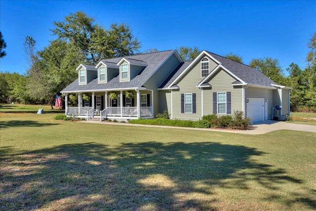 1221 Dairy Road, Ridge Spring, SC 29129 (MLS #461194) :: For Sale By Joe | Meybohm Real Estate