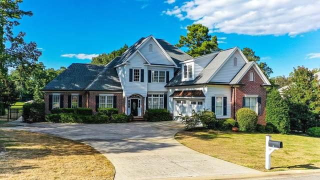 131 Pond View Road, Evans, GA 30809 (MLS #461197) :: Shannon Rollings Real Estate