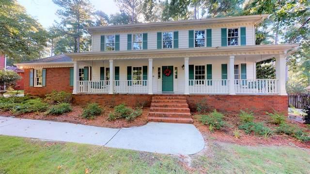 4189 Knollcrest Circle N, Martinez, GA 30907 (MLS #461223) :: Shannon Rollings Real Estate