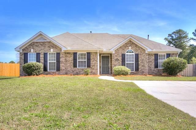 4306 Pineview Lane, Hephzibah, GA 30815 (MLS #461232) :: Shannon Rollings Real Estate