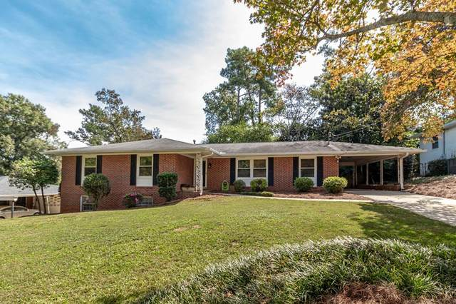 1110 Oakdale Road, Augusta, GA 30904 (MLS #461238) :: Tonda Booker Real Estate Sales