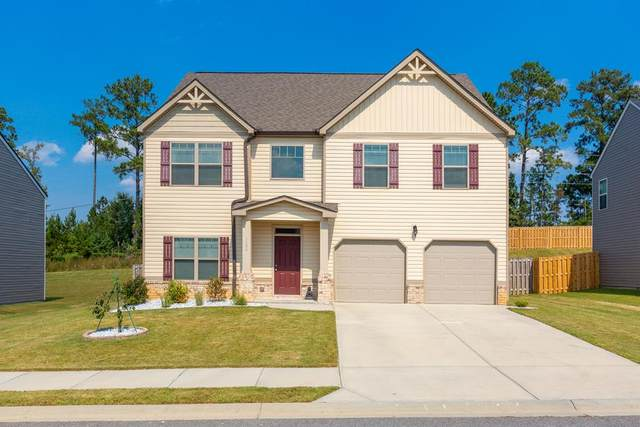 1182 Fawn Forest Road, Grovetown, GA 30813 (MLS #461284) :: Southeastern Residential