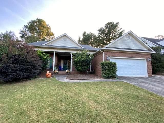 4160 Bridlewood Trail, Evans, GA 30809 (MLS #461288) :: REMAX Reinvented | Natalie Poteete Team